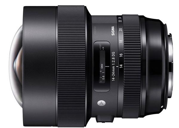 Sigma lens image