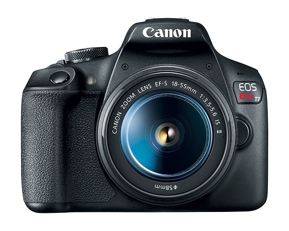 Canon 2000D sample