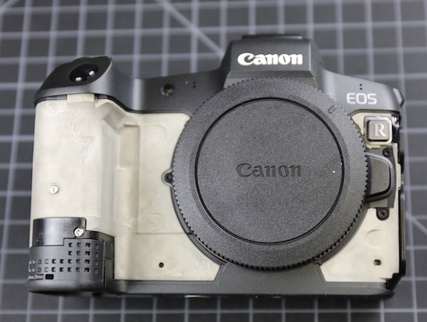 Canon EOS R Teardown « NEW CAMERA