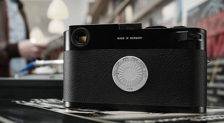 Leica M-D10 camera