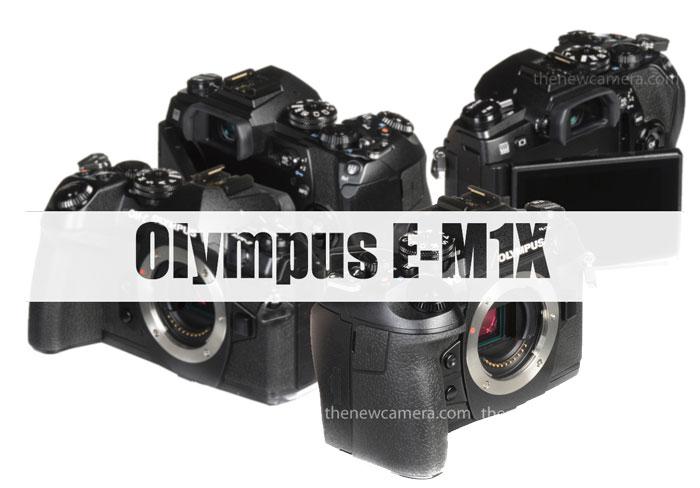 Olympus E-M1X Mark II Camera