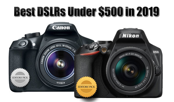 Best DSLRs Under $500 in 2019 « NEW CAMERA