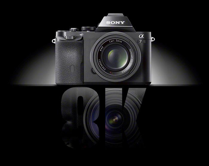 Sony 8K camera image
