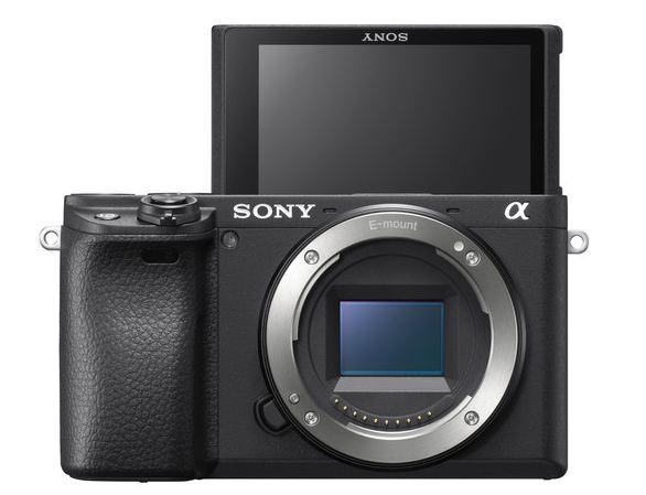 Sony A6400 camera image