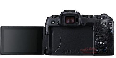 Canon EOS R Leaked Images and Specification