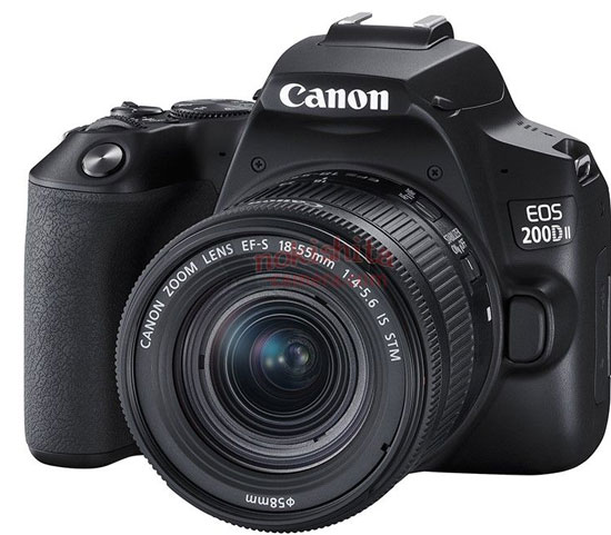 Canon 200D II Images and Full Specification Leaked « NEW CAMERA
