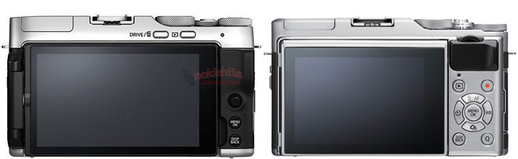 Fuji X-A7 vs Fuji X-A5 Image Comparison