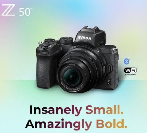 Nikon Z50 Camera Images Leaked, Announcement Soon