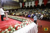 President Akufo-Addo speaks at the Busia Memorial Lecture