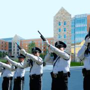 RA Killed On Duty Gets 2150 Gun Salute