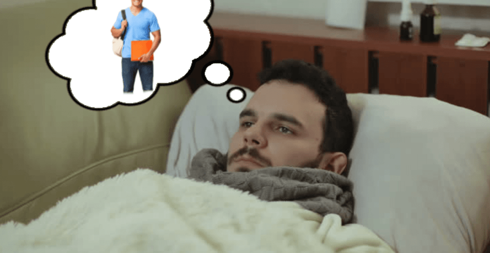 Freshman Can't Sleep With The Thought Of 48Hours Roommate Being With Someone Else