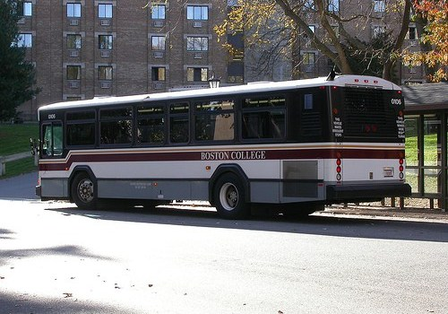 The 5 Types of People You Always Meet on the Newton Bus