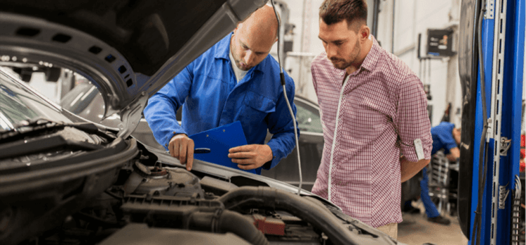 """Hey, How Was Your Brake?"" Asks Guy Inquiring About Roommate's Car Inspection"