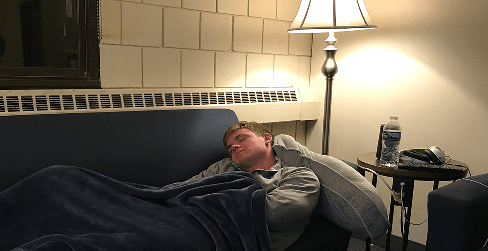 "Study Finds That 100% Of CoRo Residents Can ""Sleep On My Couch Any Time"""