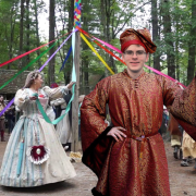 History Major Finds Success At Renaissance Fair