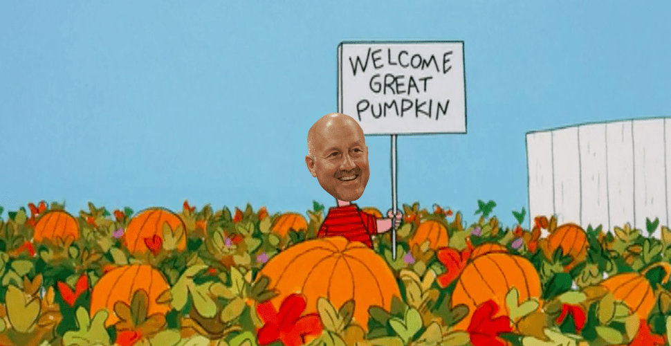 Addazio Camping Out In Pumpkin Patch To See Great Pumpkin, May Miss NC State Game