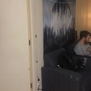 REPORT: Fun Roommate Not In Room