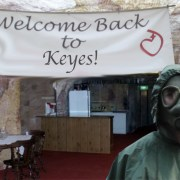 Newton Plague Survivors Debate Whether It's Safe To Leave Their Bunker
