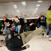 Addazio Trampled While Black Friday Shopping At Bed Bath & Beyond
