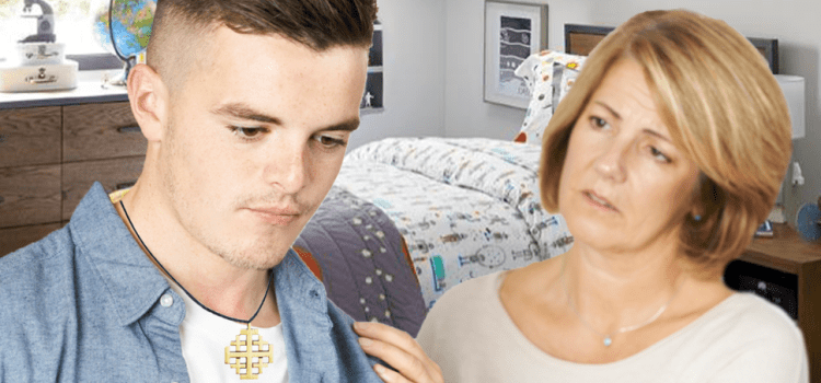 Mom Can't Believe You Got Kicked From Housing Group, Thought They Were All Very Nice Boys