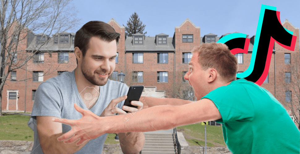 Inspiring: Freethinking Roommate Doesn't Have A TikTok