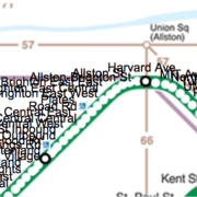 MBTA B Line Renovation Will Add 47 New Stops
