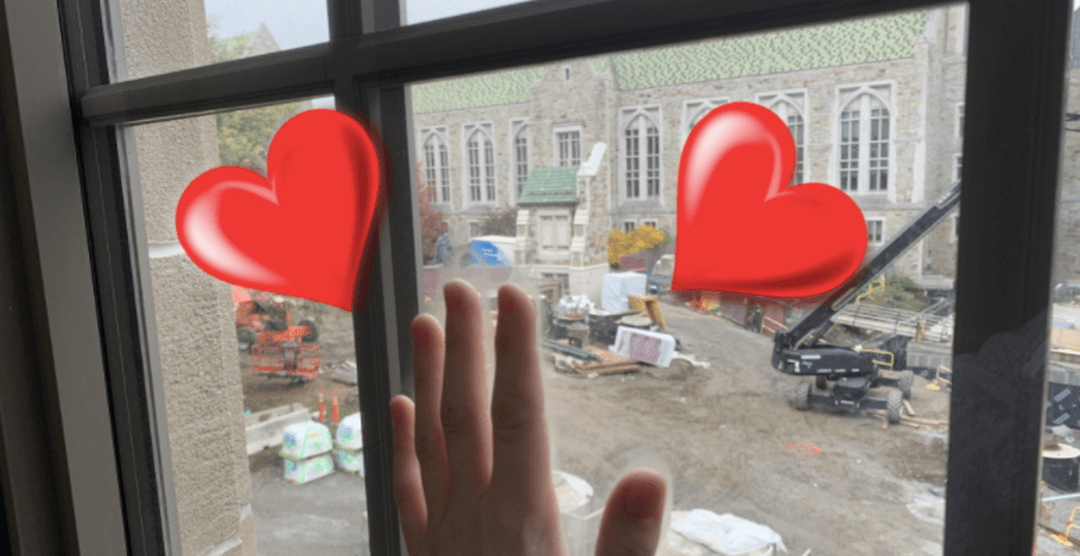Op-Ed: I Am Madly In Love With The Single Weird Tiny Fully Finished Piece of The Schiller Center