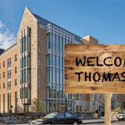 REPORT: Thomas More Apartments Is Called That Because It Has More Thomases Than Any Other Building On Campus