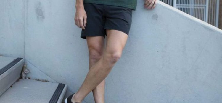 Tough Guy Still Wearing Shorts