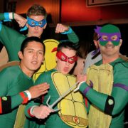 Addazio To Skip Road Game This Weekend In Order To Complete TMNT Group Halloween Costume