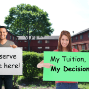 """""""ResChoice"""" Students Demand More Say In Housing Process"""