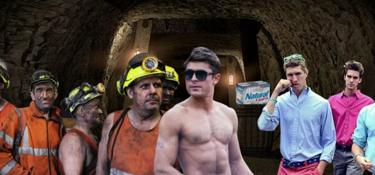 Underground Frat Charged With Distribution To Miners