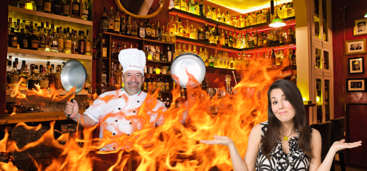 Setting the World Aflame? This Abroad Student Just Set a Bar on Fire