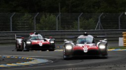 Toyota Takes First Le Mans 24 Hour Win & Fernando Alonso Takes Second Step in Racing's Triple Crown
