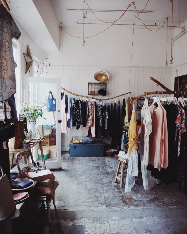 Eco Fashion Shopping: The Keep Boutique, London