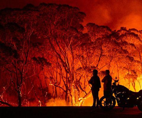[REPORT] Australia amidst Fires