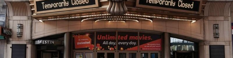 The Death of Movie Theaters