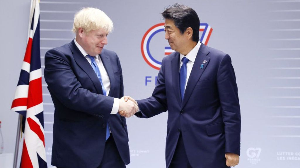 Japan: UK-EU Trade Deals to Revolutionize Geopolitics