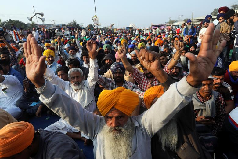 India Farmers' Protests: A Movement for Human Rights