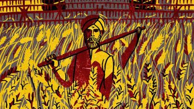 "India Farmers' Protests: ""A Human Movement"""