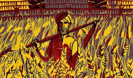"""India Farmers' Protests: """"A Human Movement"""""""