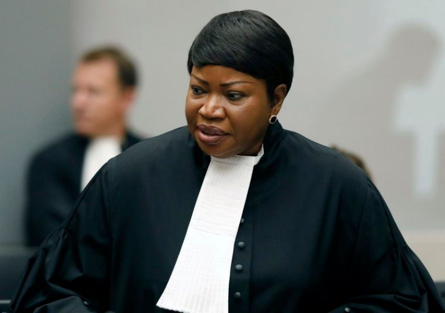 US Sanctions on the ICC: A Symptomatic Approach Towards International Law