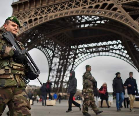 [REPORT] France Between Je Suis Charlie and Terrorist Threats