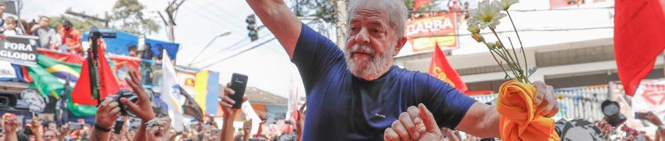 Lula Livre! Ex-President Lula da Silva Has Conviction Annulled