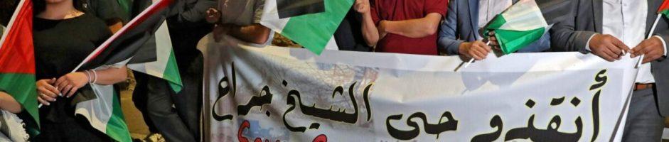 Israeli-Palestinian Conflict: Exacerbation of violence in Sheikh Jarrah