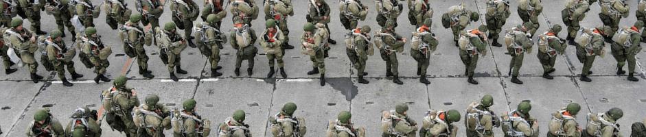 Ukraine's Latest Near Crisis: Russian Opportunism or a Harbinger of War?