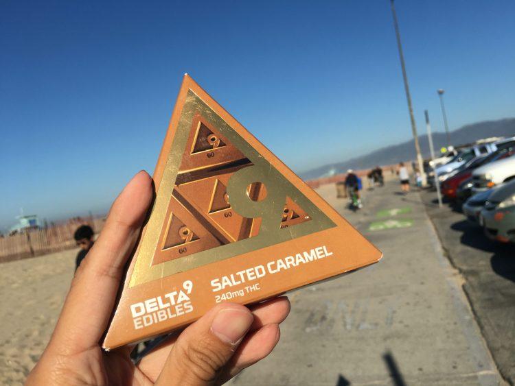 Delta 9 Chocolates