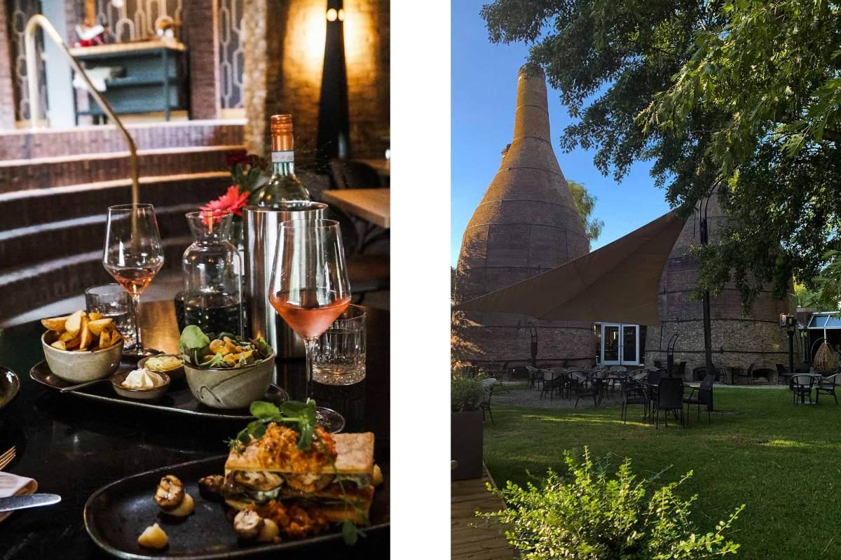 Dineren bij Villa Kalkoven Meppel