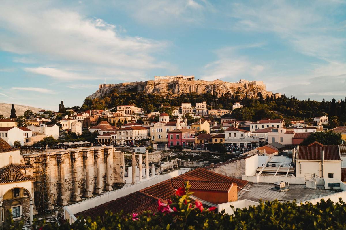 Zon, natuur en heerlijk eten in Athene en Mykonos