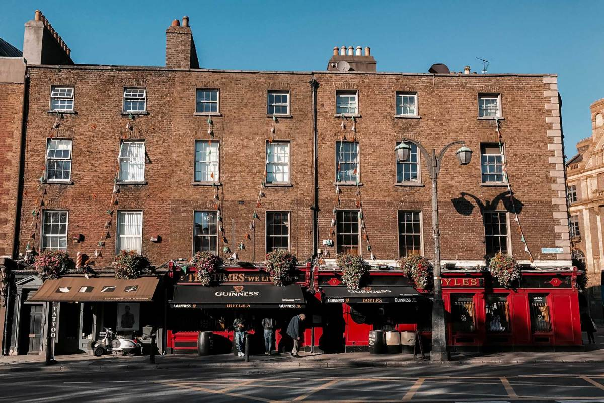Stedentrip Dublin tips